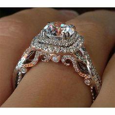 Jewelry Diamond : Verragio Engagement Rings Boca Raton - Buy Me Diamond Verragio Engagement Rings, Buying An Engagement Ring, Wedding Engagement, Wedding Bands, Wedding Ring, Verragio Rings, Gold Wedding, Dream Wedding, Expensive Engagement Rings
