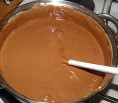 Chocolate Mousse Cake, No Baking! - Page 2 of 2 - Vesna's Recipes Chocolate Mousse Cake, Chocolate Fondue, Butter, Pudding, Baking, Desserts, Recipes, Tailgate Desserts, Patisserie