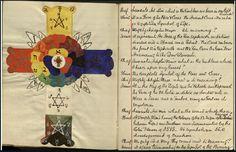 William Butler Yeats Golden Dawn Notebook