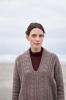 948ad332077c Ravelry  Larus pattern by Norah Gaughan Tricot, Brooklyn Tweed, Point Mousse,  Ravelry
