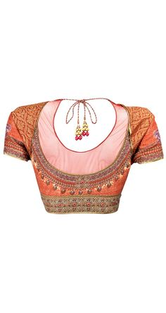 Tarun Tahiliani Choli Blouse