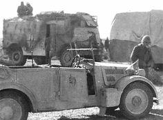 D.A.K and Italian Army