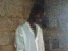 NIGERIAN TOP SECRET: Man hangs self in uncompleted building in Lagos