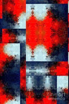 Abstract 473 Digital Art by Rafael Salazar