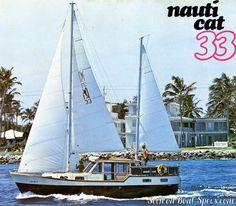 Nauticat 33 (Nauticat Yachts) specifications and details on Boat-Specs.com