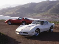 80s Stingray Corvettes!