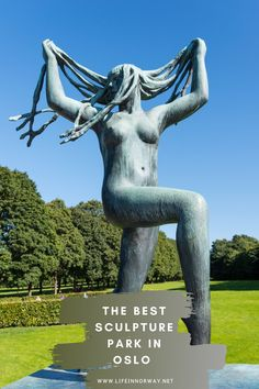 A photo guide to Vigeland Park, one of Oslo's most popular tourist hotspots. Travel Advice, Travel Tips, Norway Culture, Norway Travel, Plan Your Trip, Oslo, Places To Travel, Garden Sculpture, Hiking