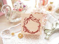 Cui Stamp ( Wreath )