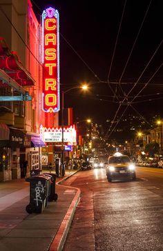 The Castro Orgulho dos locais por seu histórico na cultura gay, tem lojas, bares e restaurantes para todos os públicos.