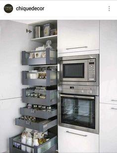 Pantry/dry kitchen