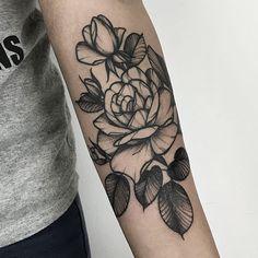 Rosa para Laura, muito obrigada, foi um prazer! | Artist: @nnayharaisadora