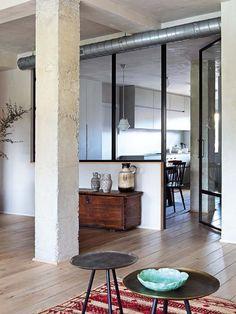 A cosmopolitan apartment in Madrid