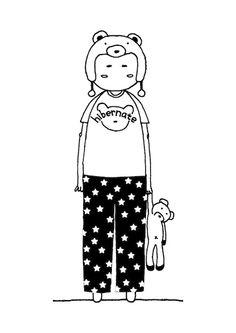 RAYA: Sleepy Mili in Zzleep Pajamas