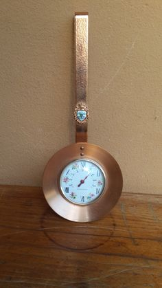 Buy Copper Thermometer with Border Duty emblem for