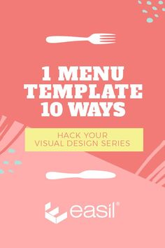 easil food promotion templates 57 best images in 2018 food