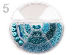 Korálkový SET v plastovém boxu Serving Bowls, Tableware, Home Decor, Dinnerware, Decoration Home, Room Decor, Tablewares, Place Settings, Bowls