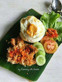 Ayam Geprek khas Yogyakarta