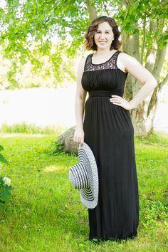 Gilli Muriel Maxi Dress - Stitch Fix September 2015