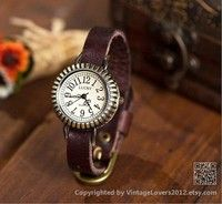 Women Watch Leather (WAT0054)