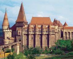 Castle Hunedoara, Romania