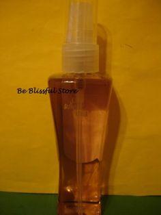 Bath and Body Works Cozy Autumn Vanilla Splash Fragrance Mist 3 oz