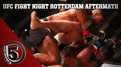 cool UFC Battle Night Rotterdam Fallout: Overeem, Struve, Nelson Completes on 5 Rounds