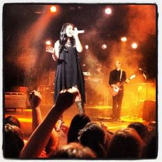 Selena Gomez at the #VEVOGOShow at El Capitan Theatre