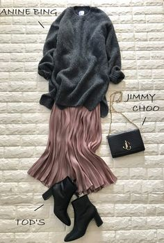 Fashion Over 50, Fashion Show, Winter Outfits, Casual Outfits, Mode Hijab, Hijab Outfit, Japanese Fashion, Hijab Fashion, Capsule Wardrobe