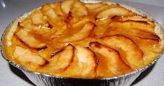 Maleta y Peineta: Tarta Mágica de Manzana