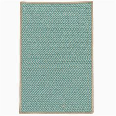 Incorporate your love for nature into your outdoor décor with the Colonial Mills Point Prim Indoor / Outdoor Area Rug . This rectangular area. Prim Decor, Shades Of Teal, Indoor Outdoor Area Rugs, Outdoor Spaces, Teal Area Rug, Teal Rug, Rectangular Rugs, Online Home Decor Stores, Rug Making