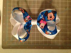 Disney hair bow!
