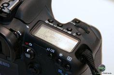 Zweiter Display - Kontrolldisplay auf der Oberseite Office Phone, Canon Eos, Landline Phone, Reflex Camera