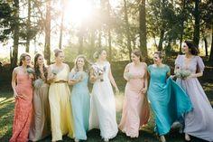 Casamento Retrô no Campo – Claudia