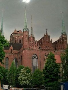 Katherinenkirche Danzig  |  St Catherine's church in Danzig/Gdansk