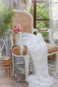 Stuhl für´s Romantik Shooting