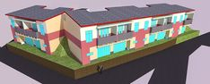 Townhouse, How To Plan, Terraced House