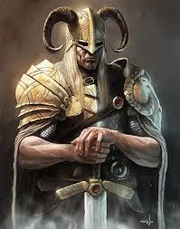 Image result for fantasy norse paladin