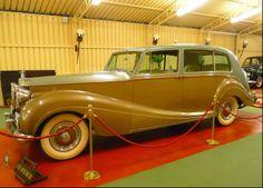 1955 Limousine by H.J. Mulliner (chassis 4CS4, body 5725, design 7376) for H.H. Abdullah III Al-Salim Al-Sabah, Hakim of Kuwait
