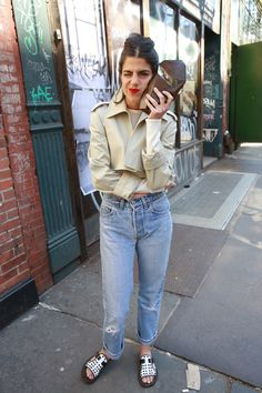 The Value of Investing in The Right Trench Coat | Man Repeller