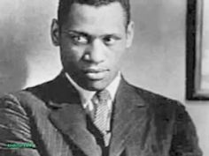 Paul Robeson - There is A Balm in Gilead  Mr. Robeson sings a most beautiful rendition of this song. Merely his incredible voice, a piano and the Carnegie Hall venue were all he needed or ever will. From 1958!