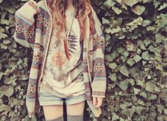 cardigan outfit   hipster outfit