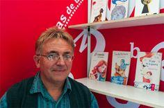 Enrique Pérez Díaz (born in Havana, Cuba in 1958). He is the award-winning author of the children's books 'Letters From Alain/Las Cartas de Alain', 'ABC-Hadario', 'Inventarse un amigo', 'Minicuentos de hadas', 'El último deseo', 'Sombras del circo', 'La sombra y su árbol', 'El niño que conversaba con la mar', 'La gran fiesta de los bichos', 'El (des) concierto de los gatos', 'Mensajes', 'País de unicornios', 'Monstruosi', 'El payaso que no hacía reír', '¿Se jubilan las hadas?' and more.