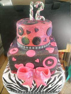cakes for 12 year old girls   Cakes for 12 Year Old Girls