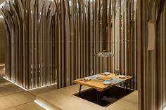 Si-Pu Nabe restaurant by Golucci International Design Shanghai  China