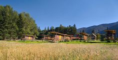 Rolling Huts - Olson Sundberg Kundig Allen (ASKA) - Washington