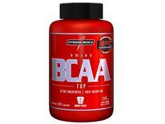 Amino BCAA Top com vitamina B6 120 Cápsulas - Integralmédica com as melhores condições você encontra no Magazine Jc79. Confira!