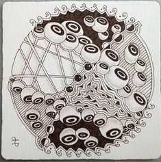 20130827_ZT_Tangle_Cards_Challenge_Gewgle | The last one of … | Flickr