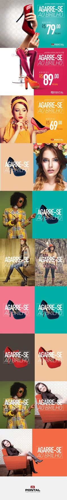 Agarre-se ao Brilho - Pontal on Behance