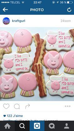 Cookies pig
