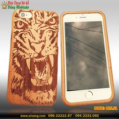 ốp gỗ điện thoại cực đẹp dành cho dòng iphone 6 với nhiều hành khắc đẹp